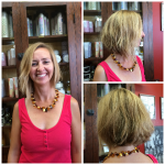 Asymmetrical Cut by Jill